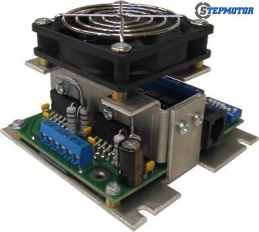 Блок управления шаговым двигателем предназначен для